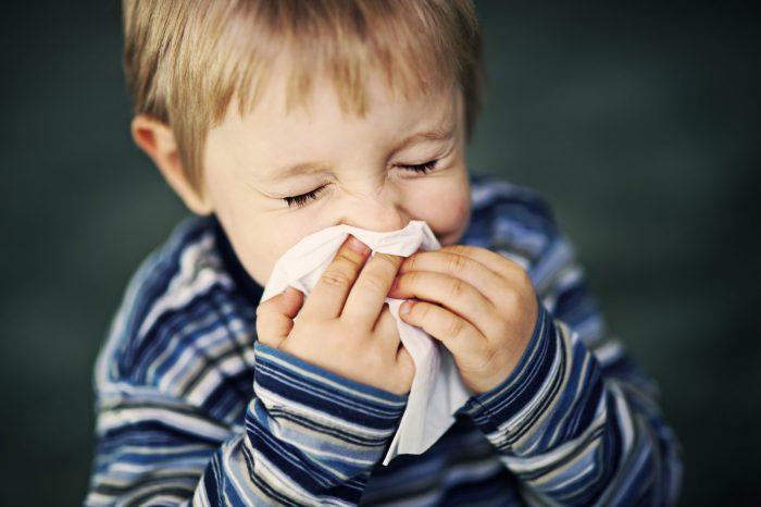 أفضل دواء للزكام في الصيدلية للأطفال