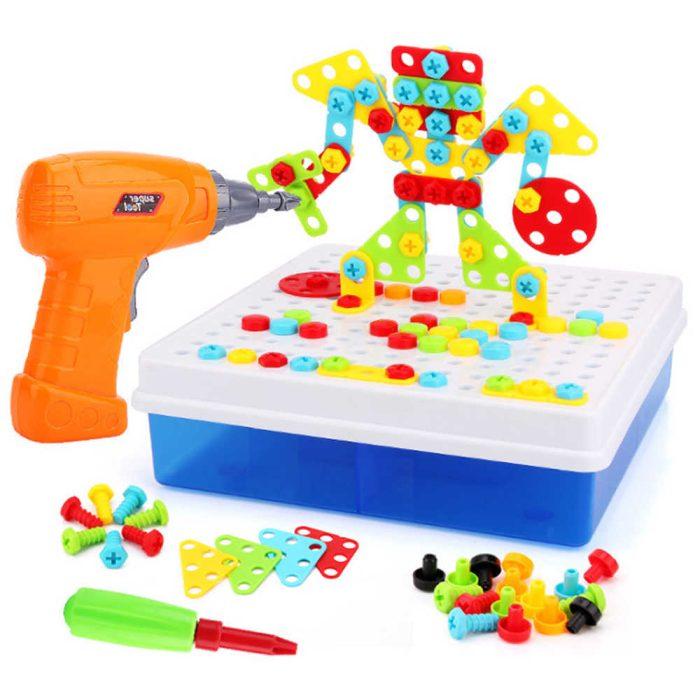 ألعاب أطفال تعليمية مفيدة