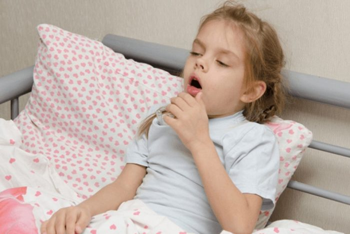 علاج النزلة المعوية للأطفال