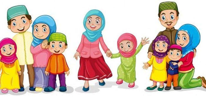 قصة مصورة عن بر الوالدين للأطفال