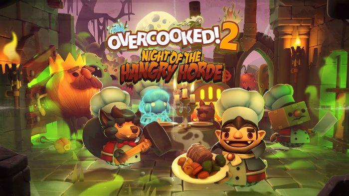 لعبة أوفر كوكد Overcooked