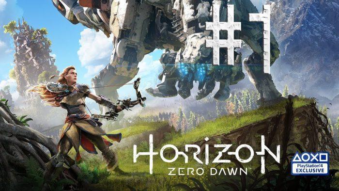 لعبة horizon zero dawn