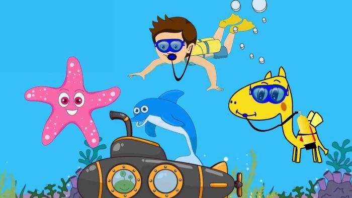 معلومات عن البحار للأطفال