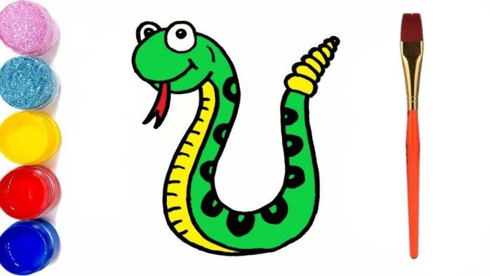 معلومات عن الثعبان للأطفال