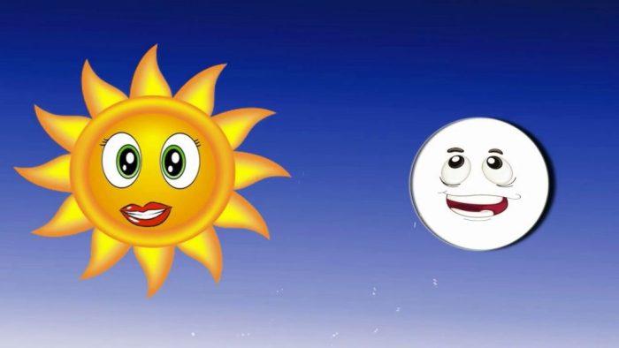 معلومات عن الشمس للأطفال