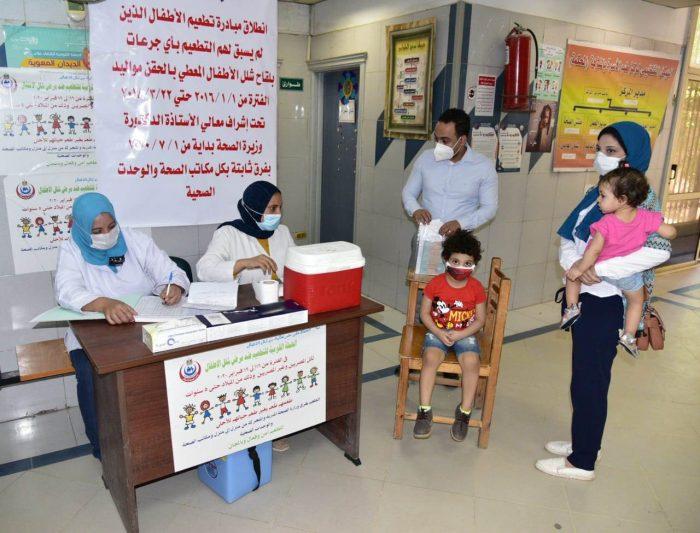 مواعيد تطعيم الأطفال في مكاتب الصحة
