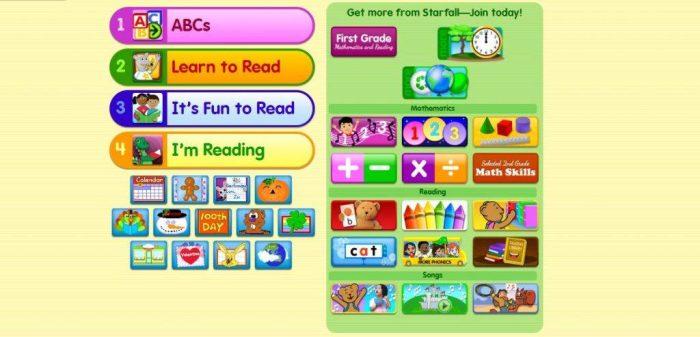 موقع تعليمي للأطفال من عمر3-10