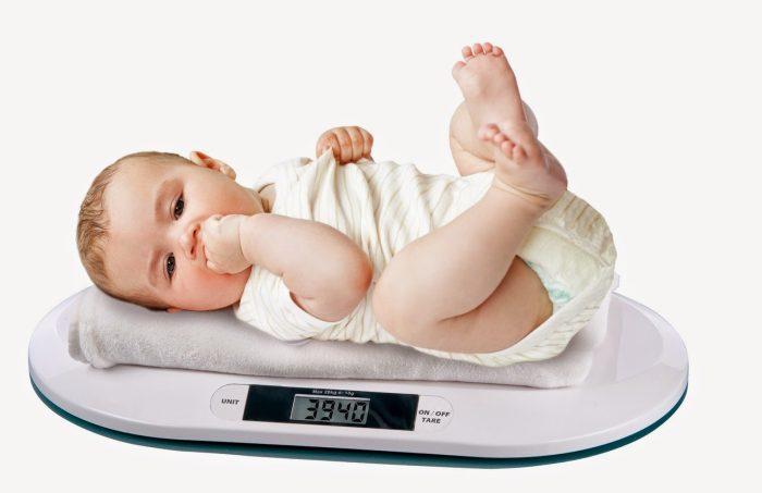 وزن طفل 9 شهور