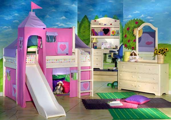 أشكال غرف نوم أطفال مودرن
