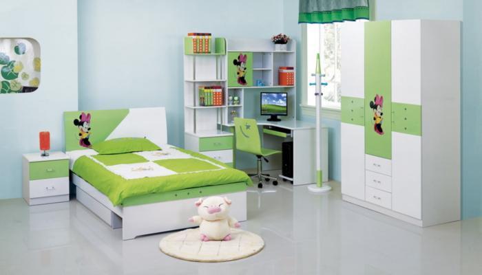 أفكار غرف نوم أطفال