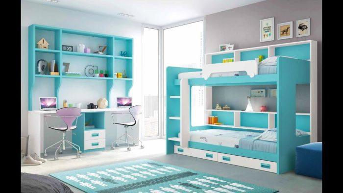 ديكور غرف نوم أطفال