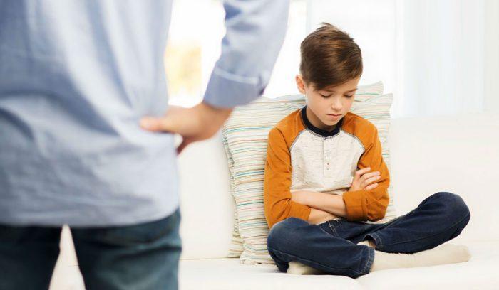 علاج الكذب عند الأطفال