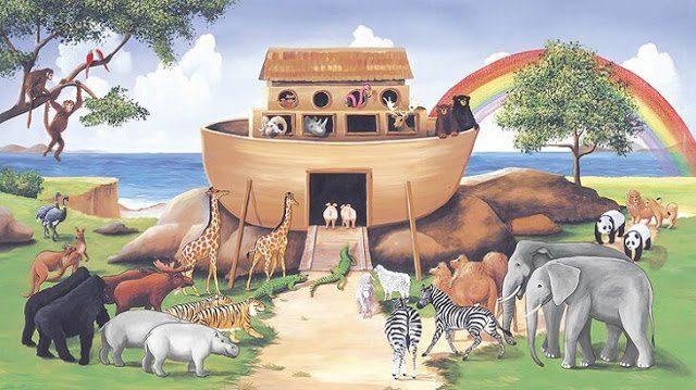 قصة سيدنا نوح للأطفال