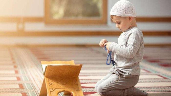 أسئلة للأطفال عن الصلاة
