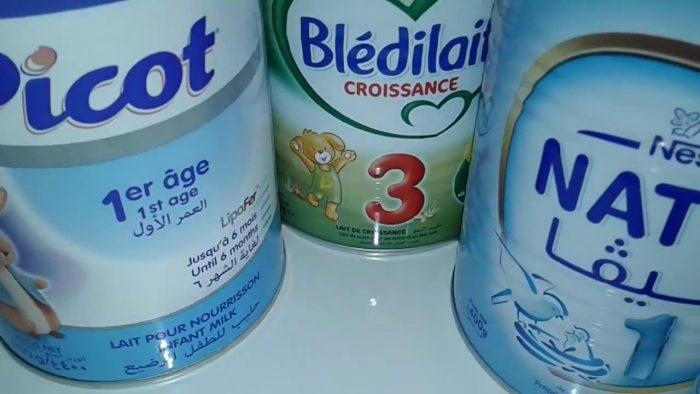 أفضل أنواع الحليب للأطفال حديثي الولادة