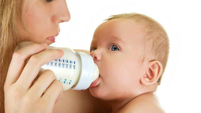 أفضل حليب للأطفال الرضع يزيد الوزن