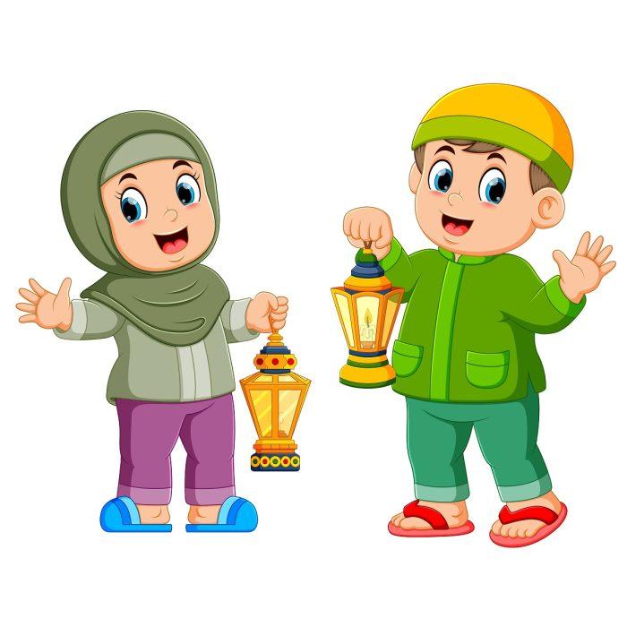 أفكار للأطفال في رمضان