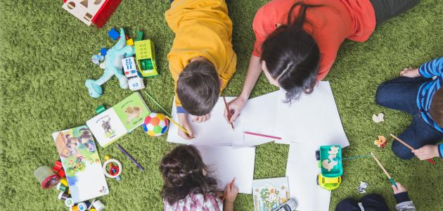 أفكار ليوم ترفيهي للأطفال