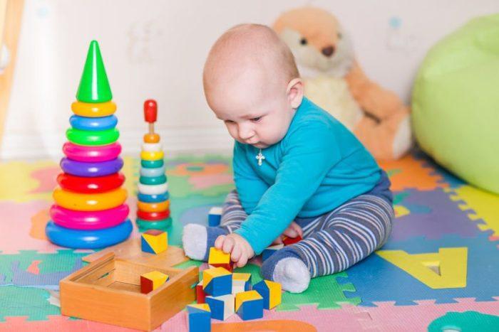 ألعاب أطفال عمر سنتين ونص