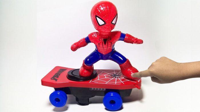 ألعاب سبايدر مان للأطفال