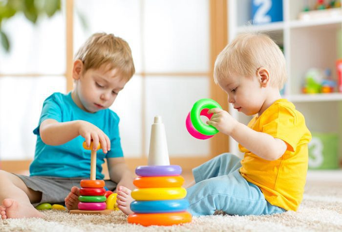 أهمية اللعب عند الطفل