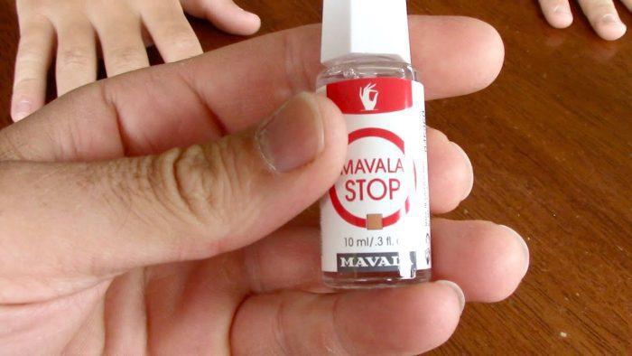 اسم دواء لمص الإصبع