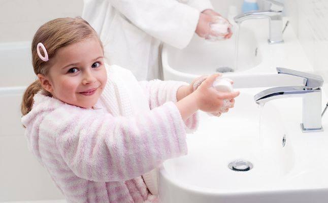 انشطة عن النظافة الشخصية للأطفال