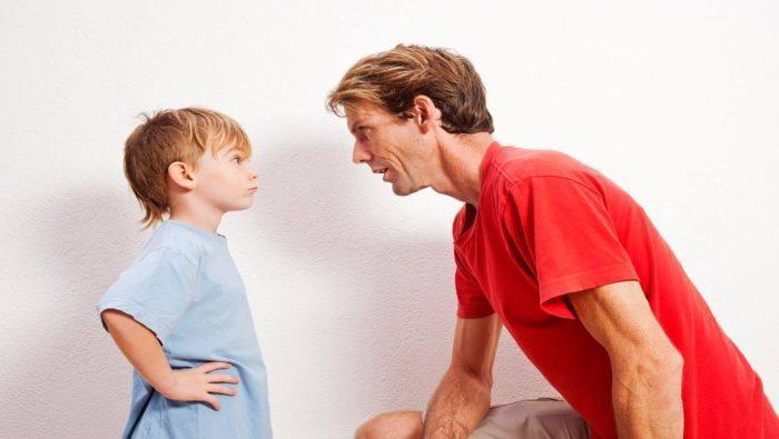 تصرفات ابني غير طبيعية