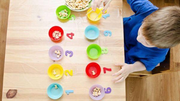 تنمية مهارات الطفل عمر 4 سنوات