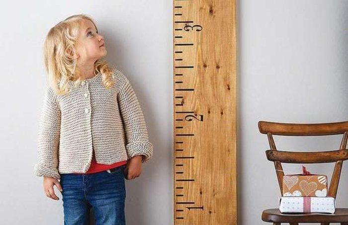 جدول بالطول والوزن المناسب للأطفال بعمر الست سنوات