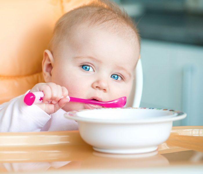 جدول غذاء طفل 9 شهور