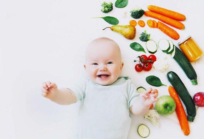 حركات طفل 5 شهور