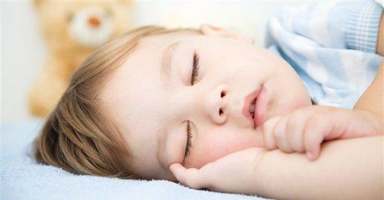 دعاء قبل النوم للأطفال