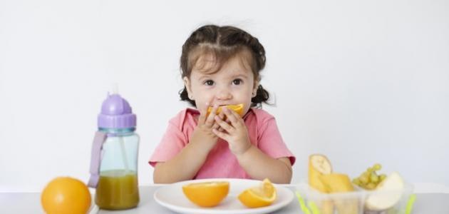 زيادة وزن الأطفال 4 سنوات
