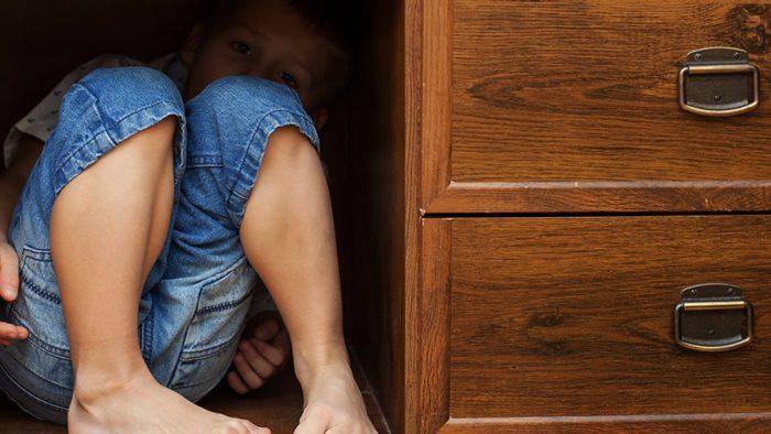 صفات الطفل ضعيف الشخصية
