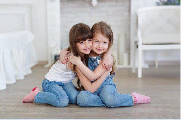 عبارات عن البنات الصغار الجميلات
