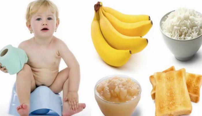 علاج الإسهال للأطفال الرضع