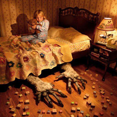 علاج الخوف عند الأطفال عند النوم