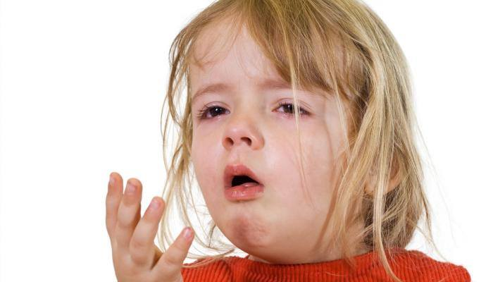 علاج الكحة عند الأطفال وقت النوم بالأعشاب
