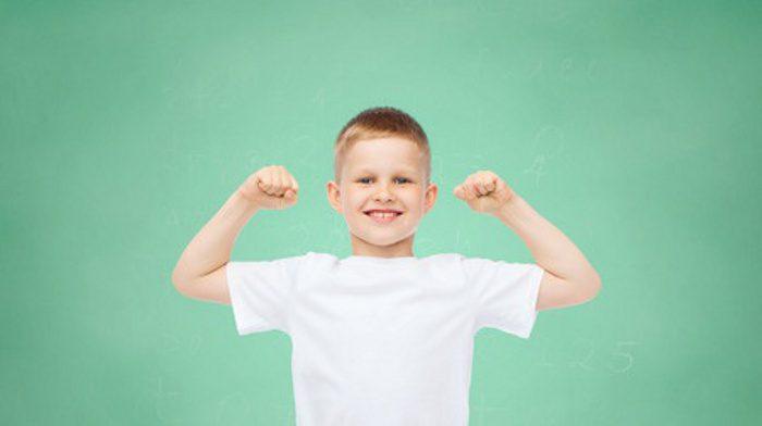 علامات قوة شخصية الطفل