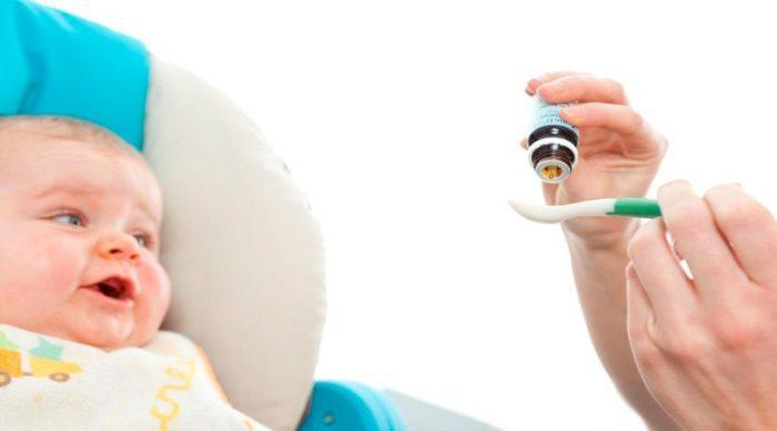 فيتامين د للأطفال كم نقطة