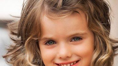 قصات شعر للأطفال فرنسي