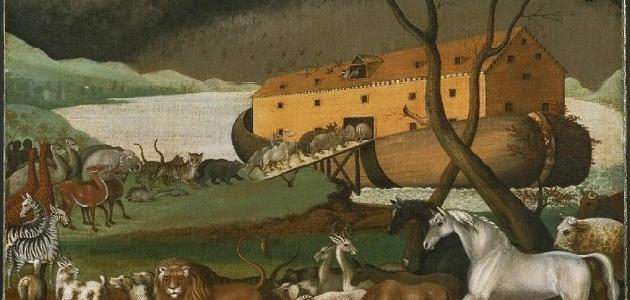 قصة النبي نوح للأطفال