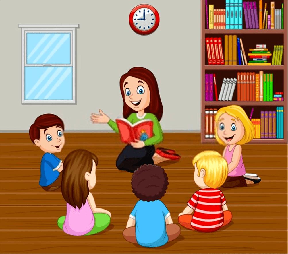 قصص أطفال مكتوبة قصيرة مضحكة