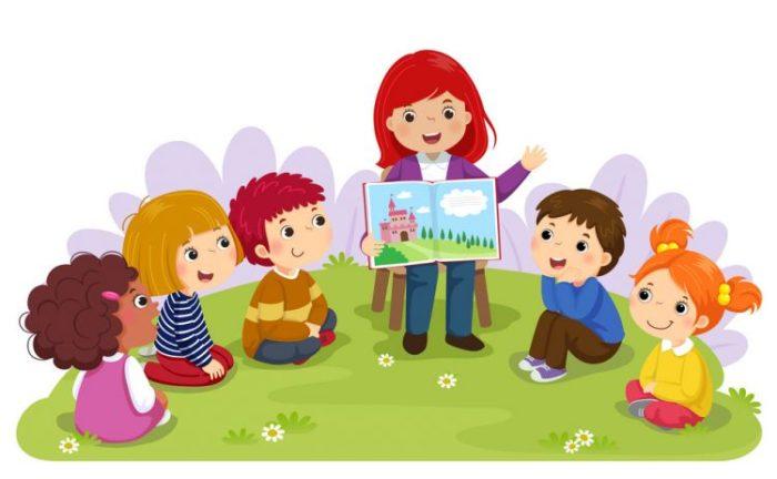 قصص أطفال مكتوبة لتعليم القراءة