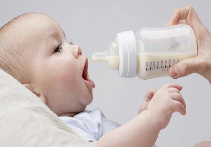 كثرة الرضاعة لحديثي الولادة