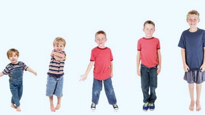 مراحل نمو الطفل بالسنوات