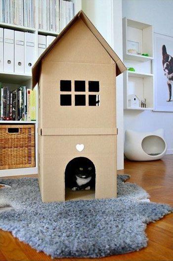 منزل للحيوانات الأليفة