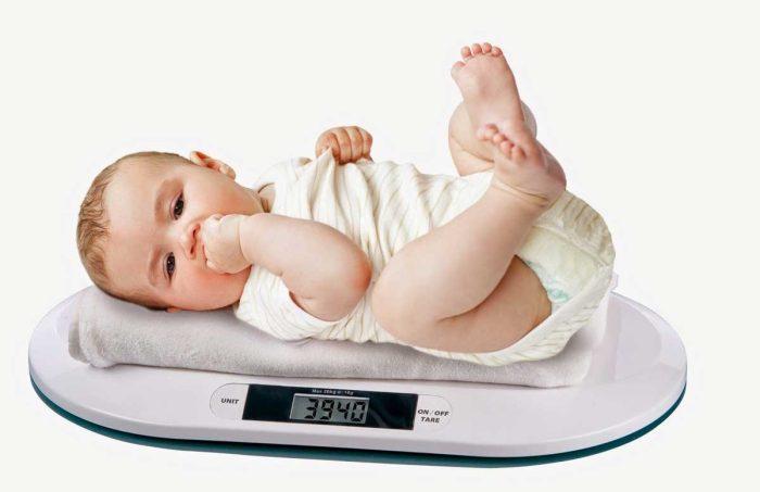 وزن طفل 10 شهور
