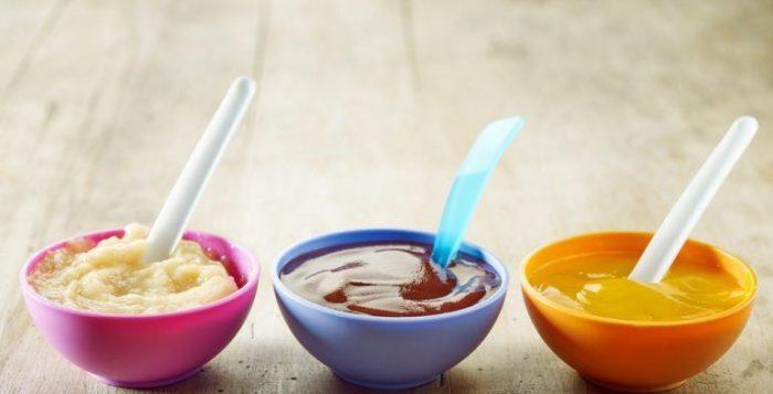 وصفات طعام الطفل في الشهر السادس
